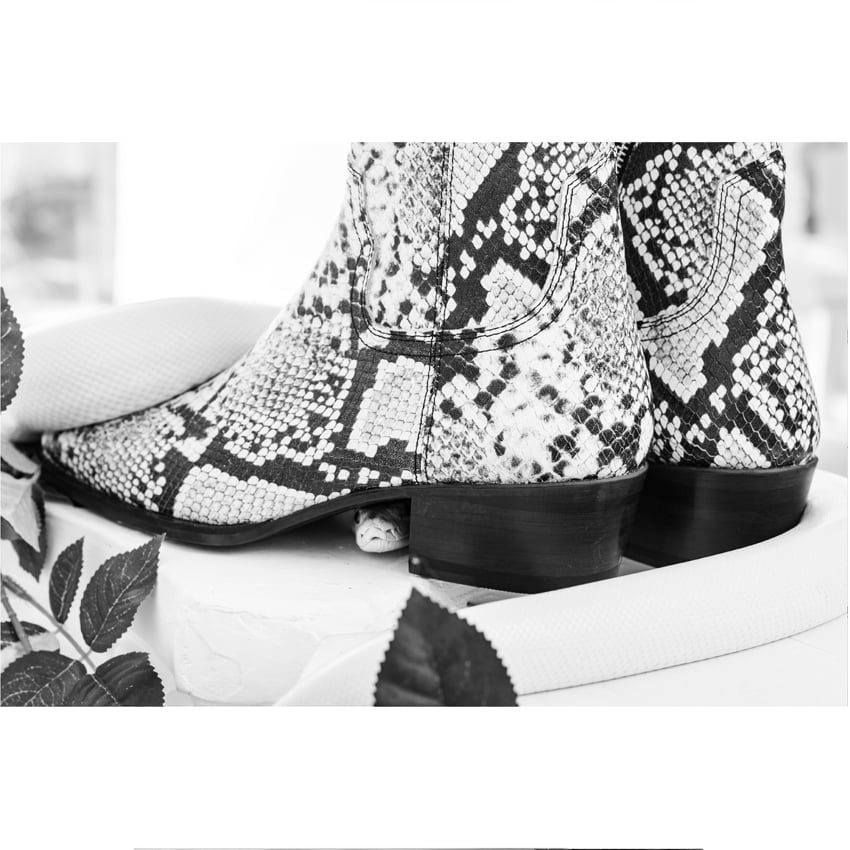 The Snake Zip Boots The Snake Zip Boots 4