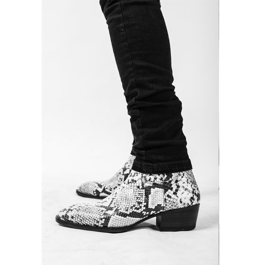 The Snake Zip Boots The Snake Zip Boots Product thumbnail