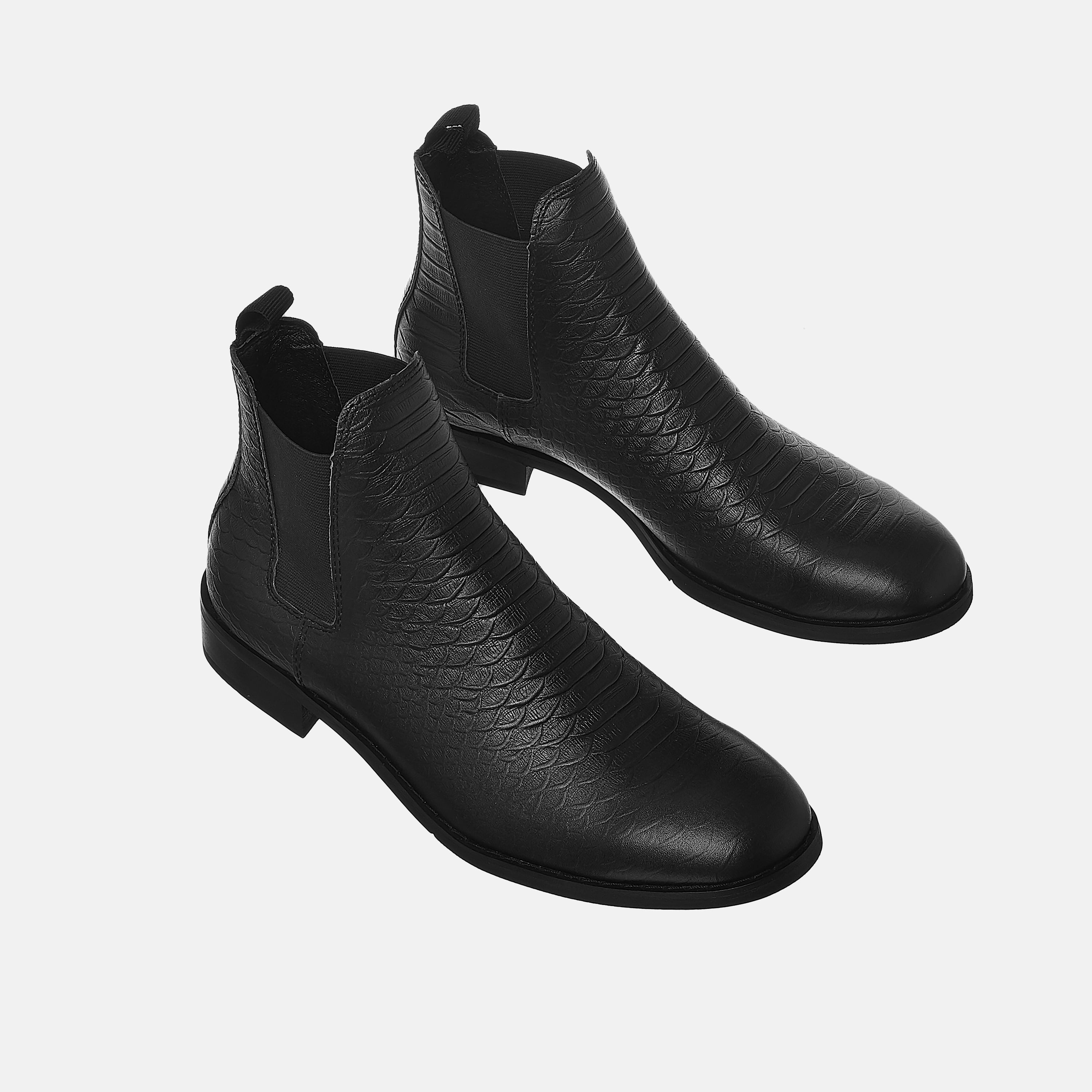 The Wild Chelsea Boots In Black The Wild Chelsea Boots In Black Product thumbnail 1